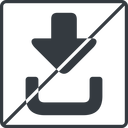 sign-in-solid thin, line, right, solid, square, sign, in, signin, login, log, log-in, download, upload, prohibited, connection, sign-in-solid free icon 128x128 128x128px