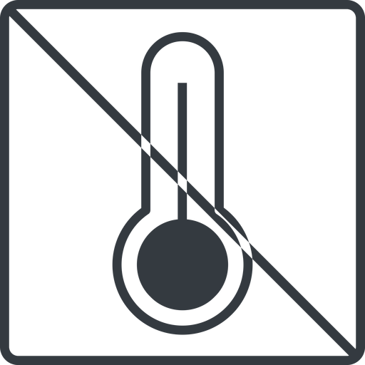 temperature-high-thin thin, line, square, prohibited, temperature, thermometer, heat, high, temperature-high-thin, temperature-high, hot free icon 512x512 512x512px