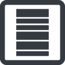 barcode-wide line, right, wide, square, barcode, barcode-wide free icon 128x128 128x128px