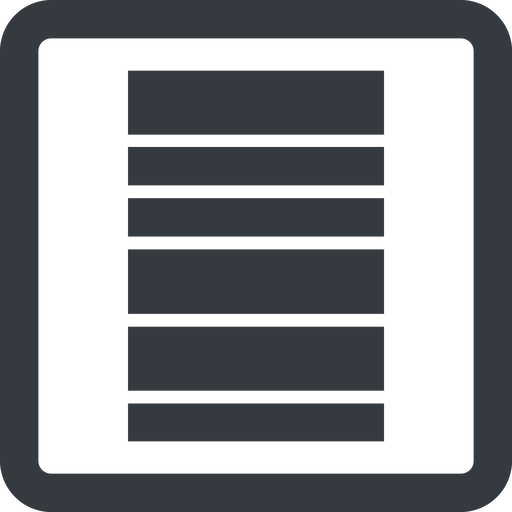 barcode-wide line, right, wide, square, barcode, barcode-wide free icon 512x512 512x512px