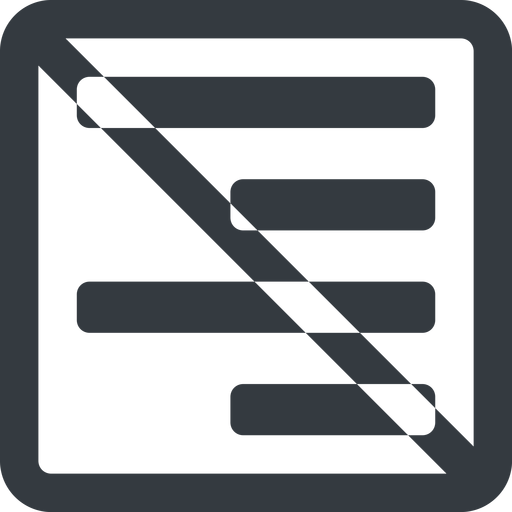 right-align-alt-solid line, up, right, wide, solid, square, prohibited, text, align, alignment, editor, right-align, align-right, align-right-alt, right-align-alt, right-align-alt-solid free icon 512x512 512x512px