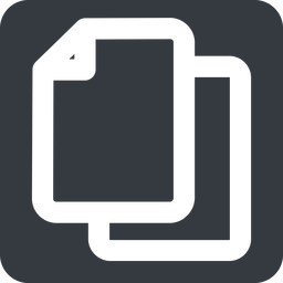 copy-wide up, wide, solid, square, horizontal, mirror, large, copy, copy-wide, files free icon 256x256 256x256px