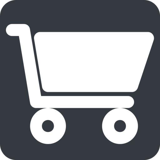 shopping-cart-solid wide, solid, square, horizontal, mirror, shopping, cart, shop, buy, trolley, shopping-cart-solid free icon 512x512 512x512px