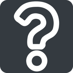 question-mark-alt-wide wide, solid, square, question, mark, question-mark, faq, help, question-mark-alt, question-mark-alt-wide free icon 256x256 256x256px