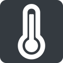 temperature-high-wide wide, solid, square, temperature, thermometer, heat, high, temperature-high, temperature-high-wide, hot free icon 128x128 128x128px