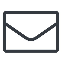 envelope envelope, mail, message, email, contact free icon 256x256 256x256px