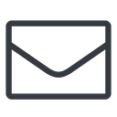 envelope envelope, mail, message, email, contact free icon 128x128 128x128px