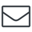 envelope icon. envelope, mail, message, email, contact icon. Friconix, free collection of beautiful icons.