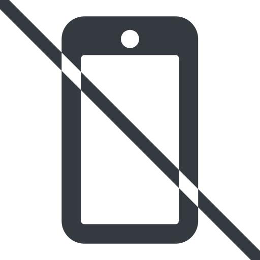 smartphone-solid line, down, normal, prohibited, iphone, phone, mobile, android, gsm, smartphone, cell, smartphone-solid free icon 512x512 512x512px