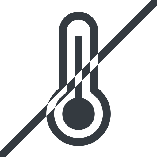 temperature-high line, normal, horizontal, mirror, prohibited, temperature, thermometer, heat, high, temperature-high, hot free icon 512x512 512x512px
