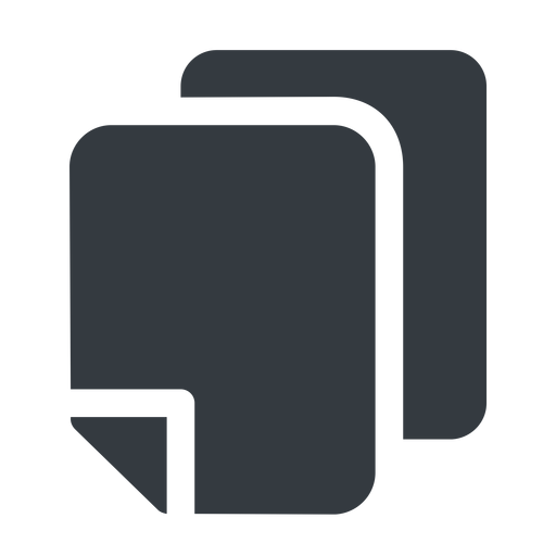 copy-solid down, normal, solid, copy, copy-solid, files free icon 512x512 512x512px