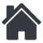 house-solid icon. normal, solid, home, house, chimney, house-solid icon. Friconix, free collection of beautiful icons.