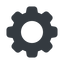 setting-solid normal, solid, setting, config, gear, wheel, settings, cog, setting-solid free icon 64x64 64x64px