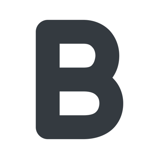 bold-alt normal, solid, b, text, type, editor, font, typography, font-weight, bold, bold-alt, strong free icon 512x512 512x512px