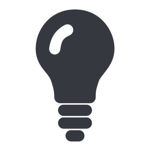 bulb-solid up, normal, solid, light, bulb, brainstorming, creativity, idea, tip, lamp, bulb-solid free icon 512x512 512x512px