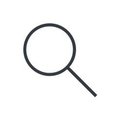 Magnifying Glass Thin Friconix