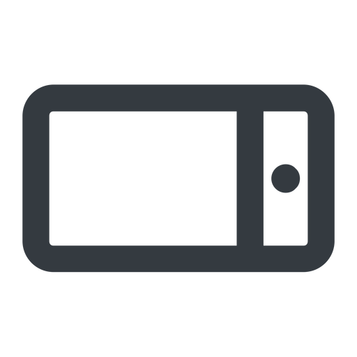 smartphone-wide line, left, wide, iphone, phone, mobile, android, gsm, smartphone, cell, smartphone-wide free icon 512x512 512x512px