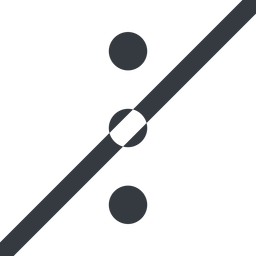 ellipsis line, right, wide, ellipsis, three, dots, prohibited, menu, collapse, ... free icon 256x256 256x256px