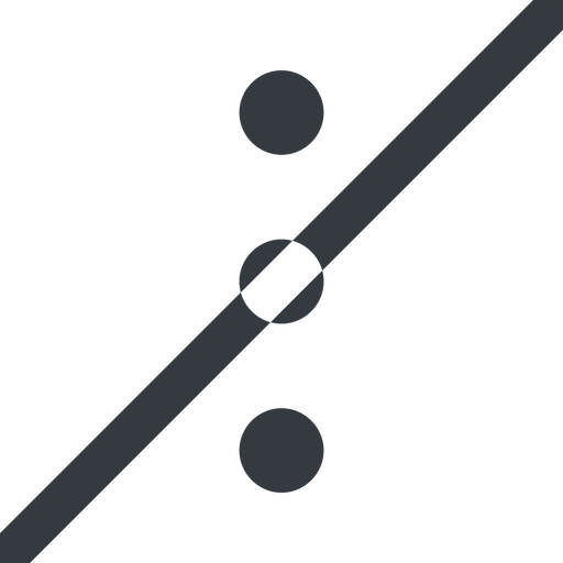 ellipsis line, right, wide, ellipsis, three, dots, prohibited, menu, collapse, ... free icon 512x512 512x512px