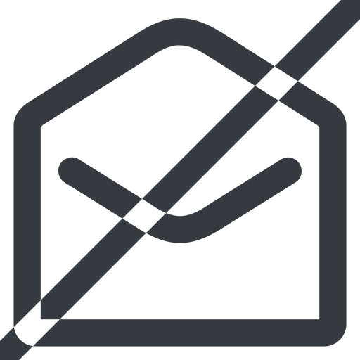 open-envelope-wide line, wide, horizontal, mirror, envelope, mail, message, email, prohibited, contact, open, read, open-envelope, open-envelope-wide free icon 512x512 512x512px