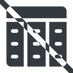 spreadsheet-solid line, up, wide, prohibited, cell, table, data, grid, row, columns, spreadsheet, spreadsheet-solid free icon 256x256 256x256px