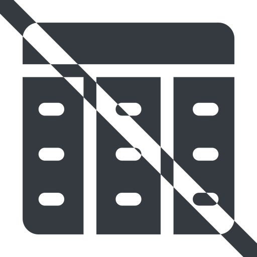 spreadsheet-solid line, up, wide, prohibited, cell, table, data, grid, row, columns, spreadsheet, spreadsheet-solid free icon 512x512 512x512px