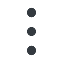 ellipsis right, wide, solid, ellipsis, three, dots, wider, menu, collapse, ... free icon 128x128 128x128px